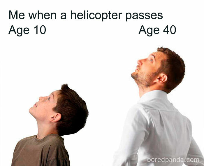 Helicopter Goes Brrrr