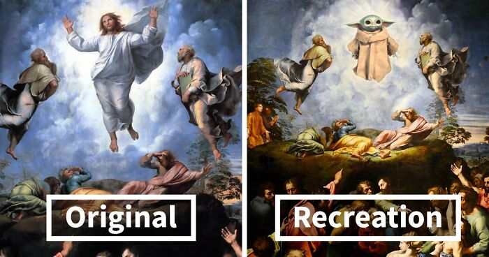 Artist Inserts Star Wars Characters Into Classical Artworks, And It May Surprise You How Well It Fits (80 Pics)
