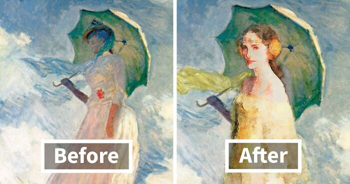 If Star Wars Characters Were In Classical Artworks (80 Pics)