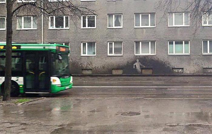 This Pedestrian In Particular