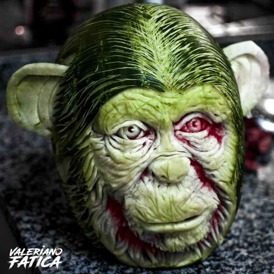 Monkey – Watermelon