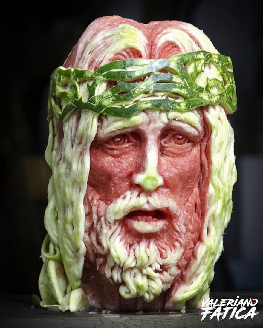 Jesus Christ – Watermelon