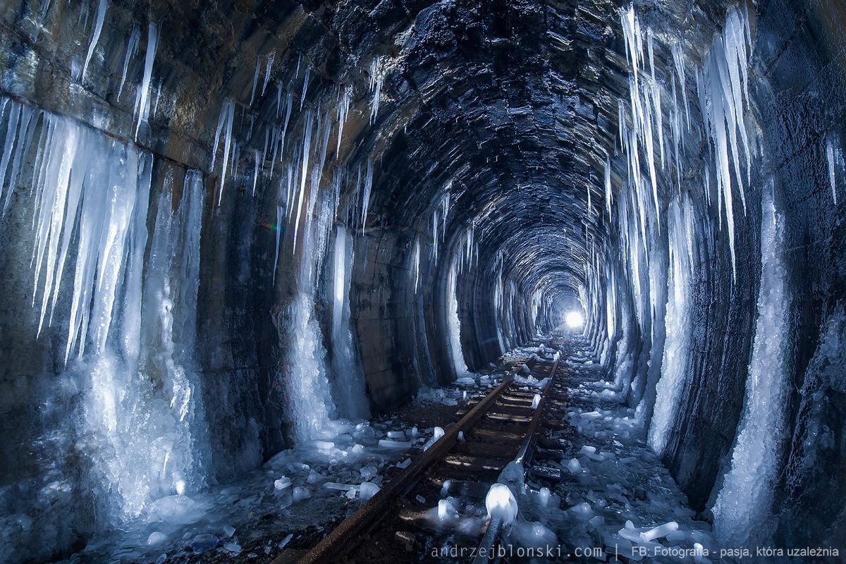 Narrow-Gauge Railway Tunnel In Szklary (Poland)