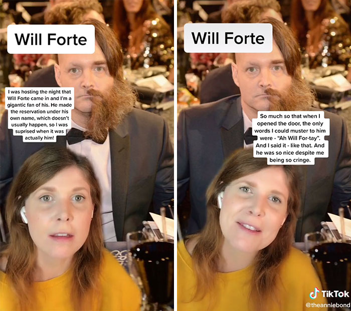 Will Forte, 1,000,000/10