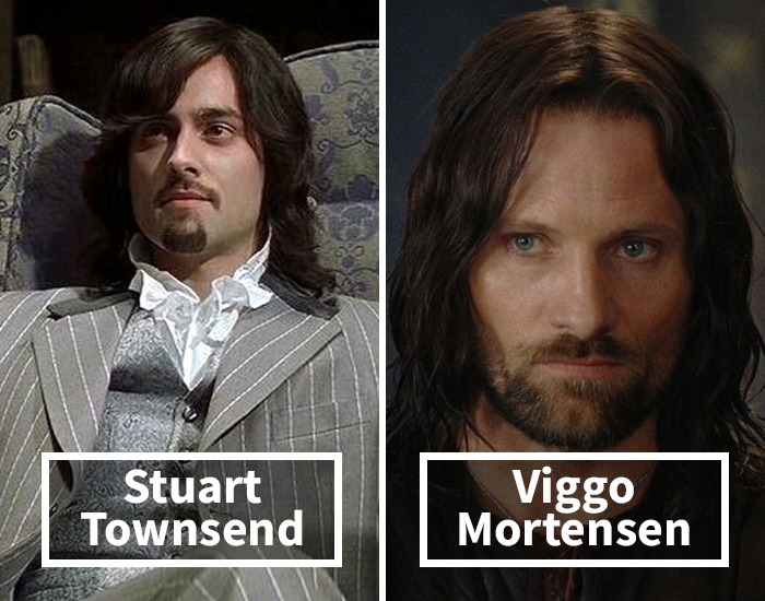 Stuart Townsend Was Replaced By Viggo Mortensen In Lord Of The Rings