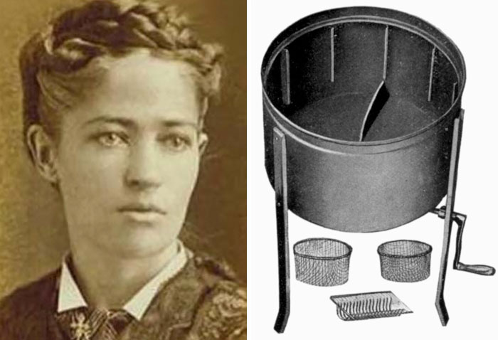 Josephine Cochrane Invented The First Dishwasher That Used Water Pressure