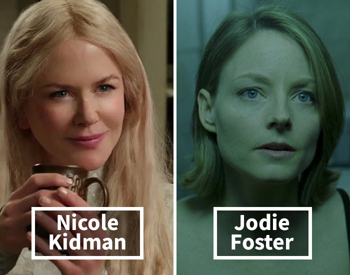 Nicole Kidman Was Replaced By Jodie Foster In Panic Room