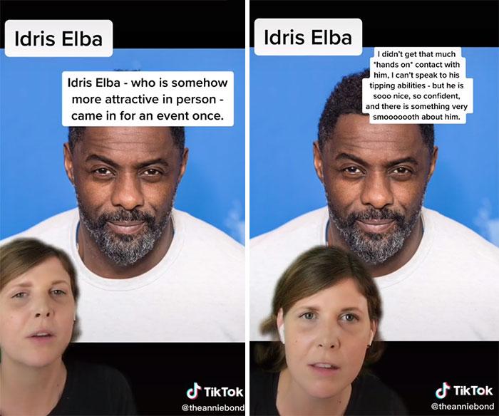 Idris Elba, 10000/10, I'm In Lurve