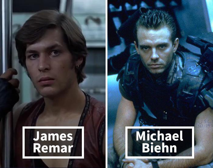 James Remar Was Replaced By Michael Biehn In Aliens