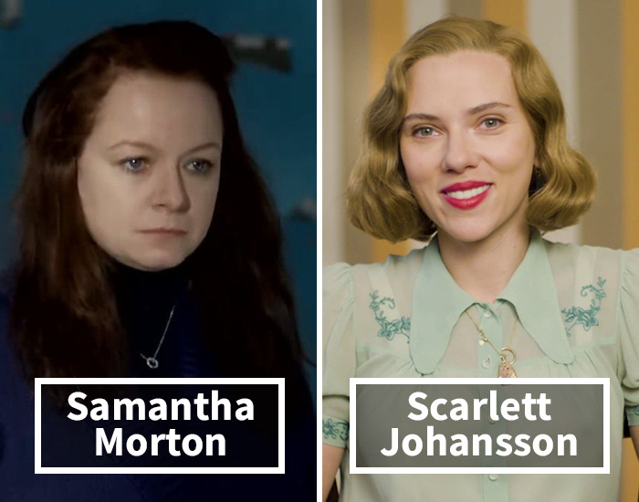 Samantha Morton Was Replaced By Scarlett Johansson In Her