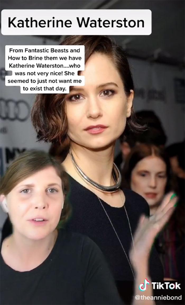 Katherine Waterston, 1/10