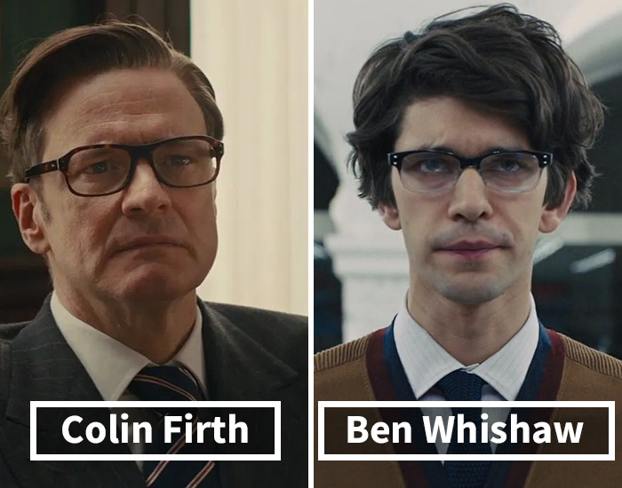 Colin Firth Was Replaced By Ben Whishaw In Paddington