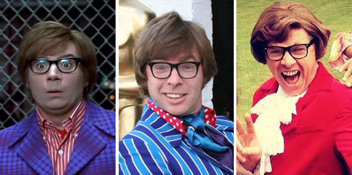 Austin Powers (Portrayed By Mike Myers)