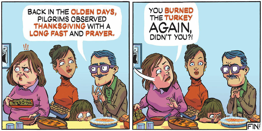 15 Funny Comics Chock-Full Of Comedy And Humor For Laughing Purposes