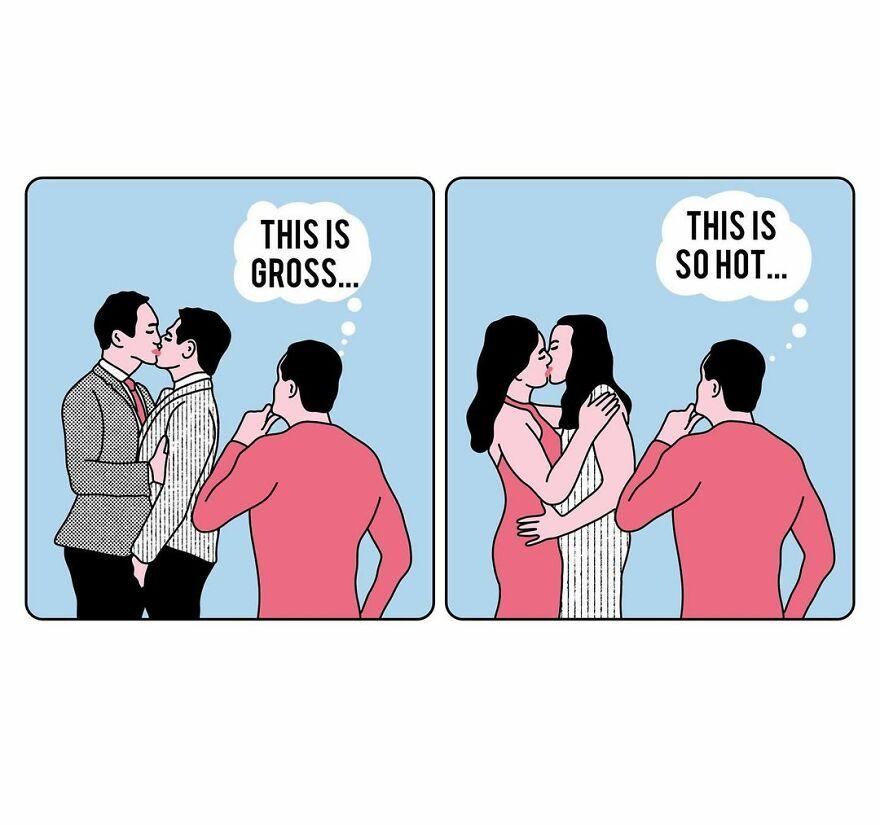 Comics-Illustrations