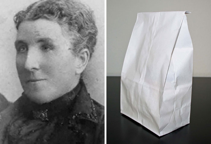 Margaret Knight Invented The Flat-Bottomed Paper Bag