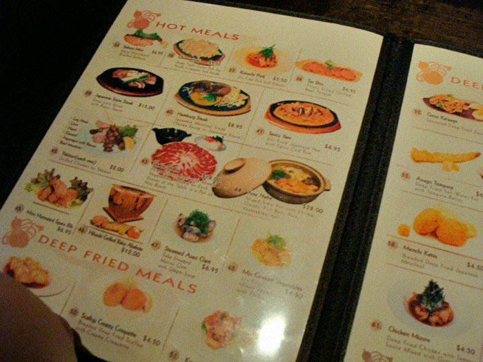 Restaurants That Have Pictures Of Their Dishes On The Menu Are Awesome And Should Be Totally Normalized