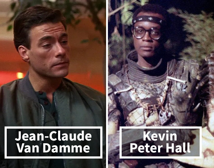 Jean-Claude Van Damme Was Replaced By Kevin Peter Hall In Predator
