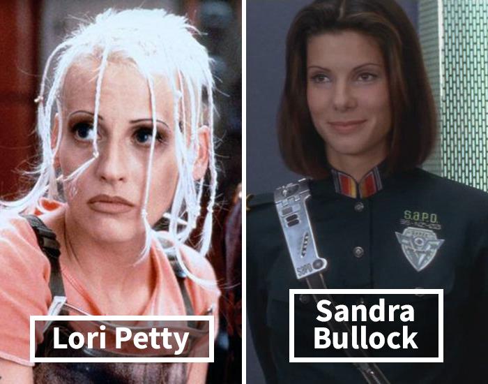 Lori Petty Was Replaced By Sandra Bullock In Demolition Man