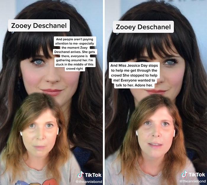 Zooey Deschanel, 10/10