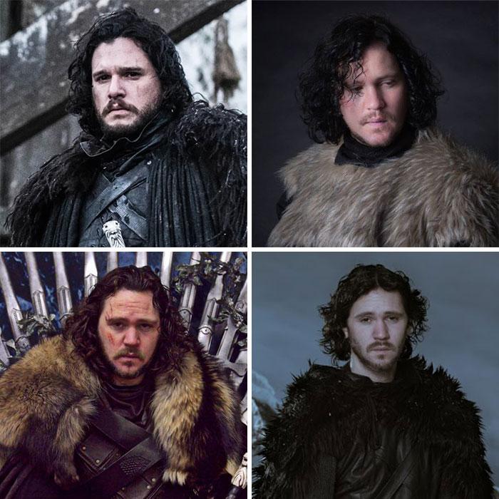 Jon Snow (Portrayed By Kit Harington)