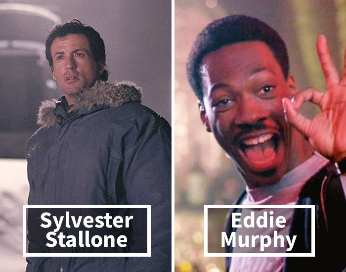 Sylvester Stallone Was Replaced By Eddie Murphy In Beverly Hills Cop