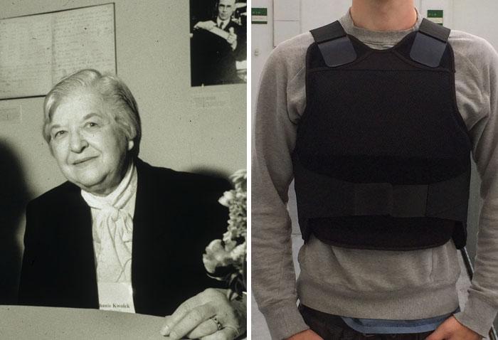 Stephanie Kwolek Invented Kevlar