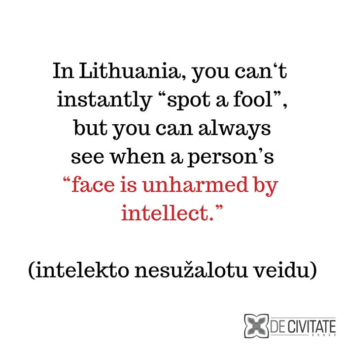 Lithuanian-Expressions-Literal-Translation