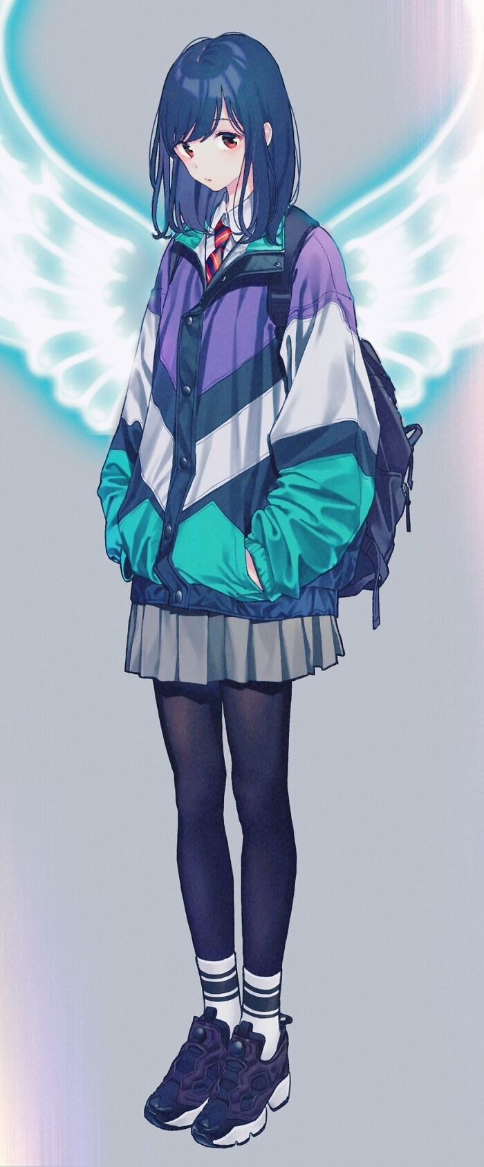 Inside Every Casual Being, Is An Angel
