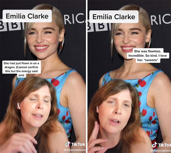 Emilia Clarke, All The Dragons/10