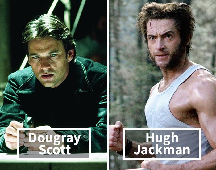 Dougray Scott Was Replaced By Hugh Jackman In X-Men
