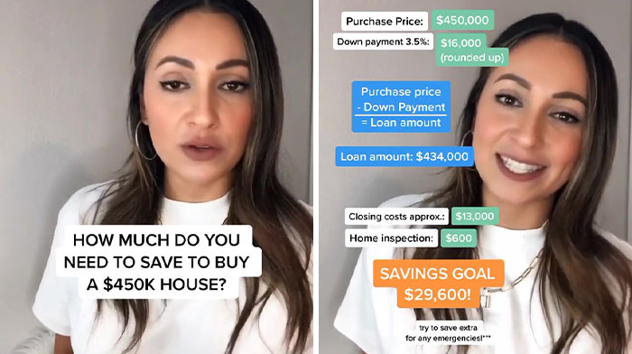 How Much Really You Need To Save To Buy A Home And How The Down Payments Are Calculated