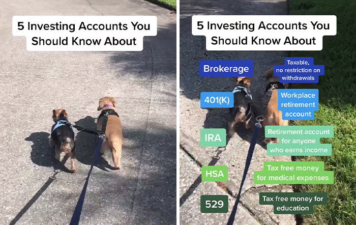 5 Investing Accounts And Their Main Purposes