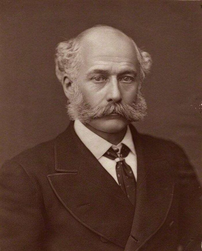Til Joseph Bazalgette, The Man Who Designed London's Sewers In The 1860's, Said 'Well, We're Only Going To Do This Once And There's Always The Unforeseen' And Doubled The Pipe Diameter. If He Had Not Done This, It Would Have Overflowed In The 1960's (Its Still In Use Today).