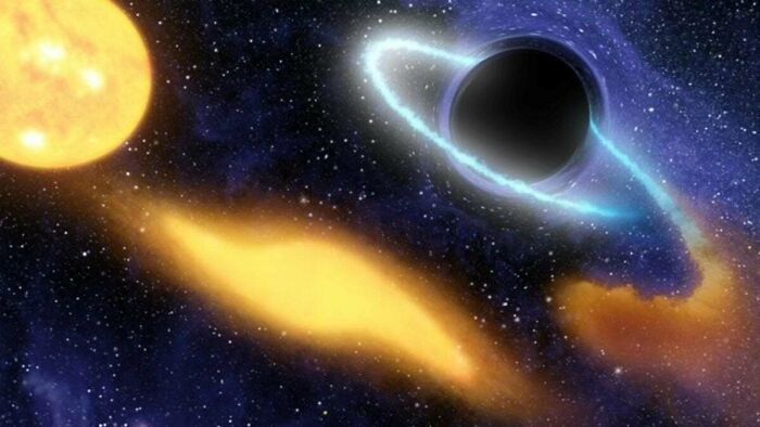 "Til The Idea Of Black Holes Was First Proposed In 1783 By John Michell, Calling Them ""Dark Stars"" And Proposing A Method To Detect Them By Looking For Star Systems That Showed The Gravitational Effects Of Two Stars, But Only One Star Was Visible, Which Is Indeed How Scientists Look For Them Today"