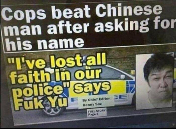 Fuk Yu
