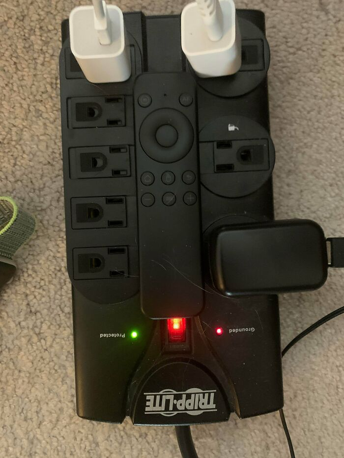Enough People Told Me I Should Post My Lost Remote Here