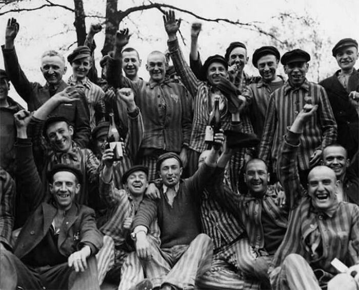Today In 1945, The Auschwitz Death Camp Was Discovered And Liberated By The Red Army