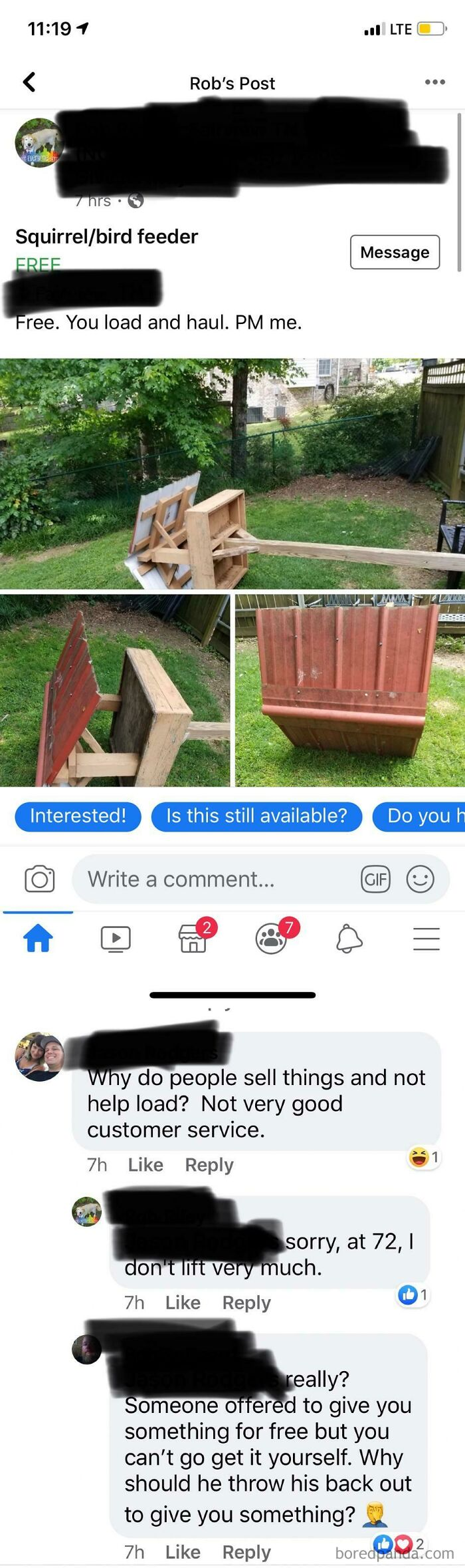My First Choosing Beggar In The Wild Did Not Disappoint