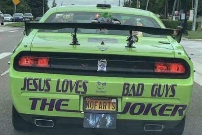 The Nofarts Joker