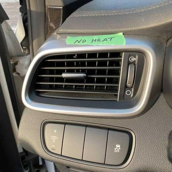 """Customer """"My Cars Heat Isn't Working"""""""