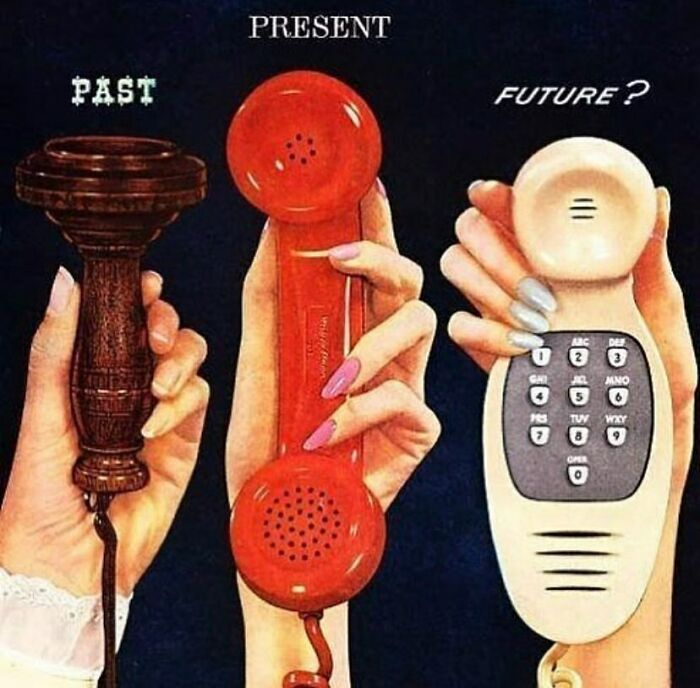 The Future Of Phones, 1956