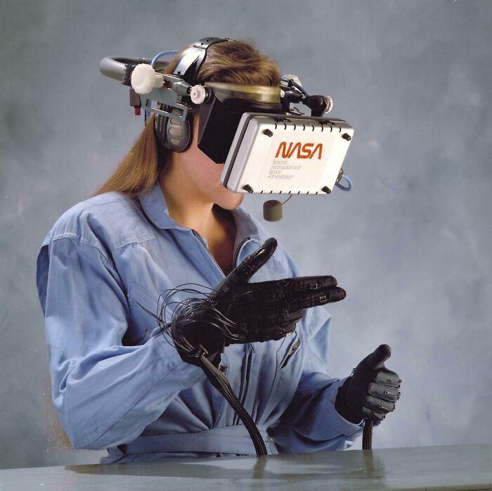 VR In 1989