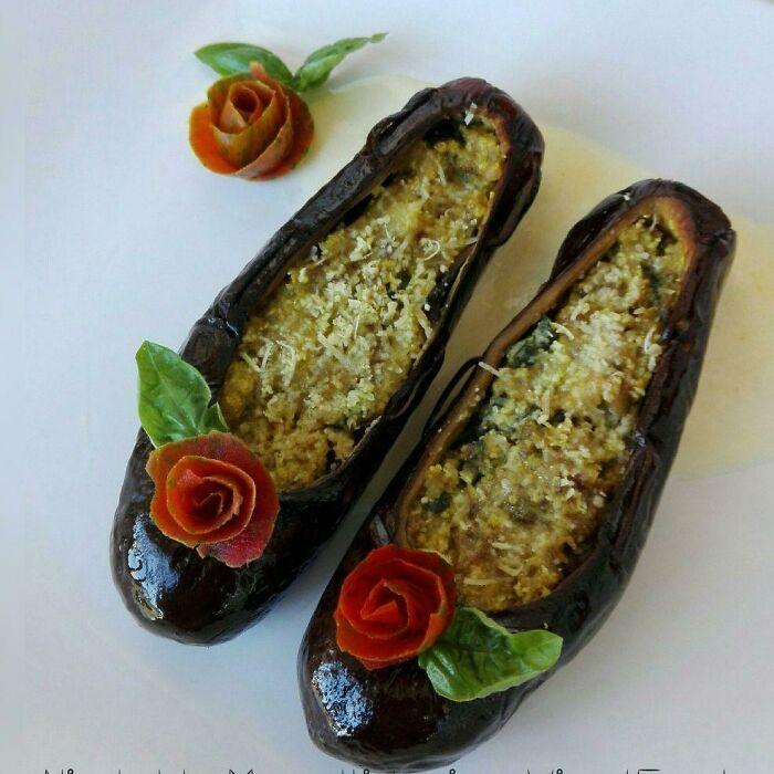 Mmm.. Eggplant Shoes...