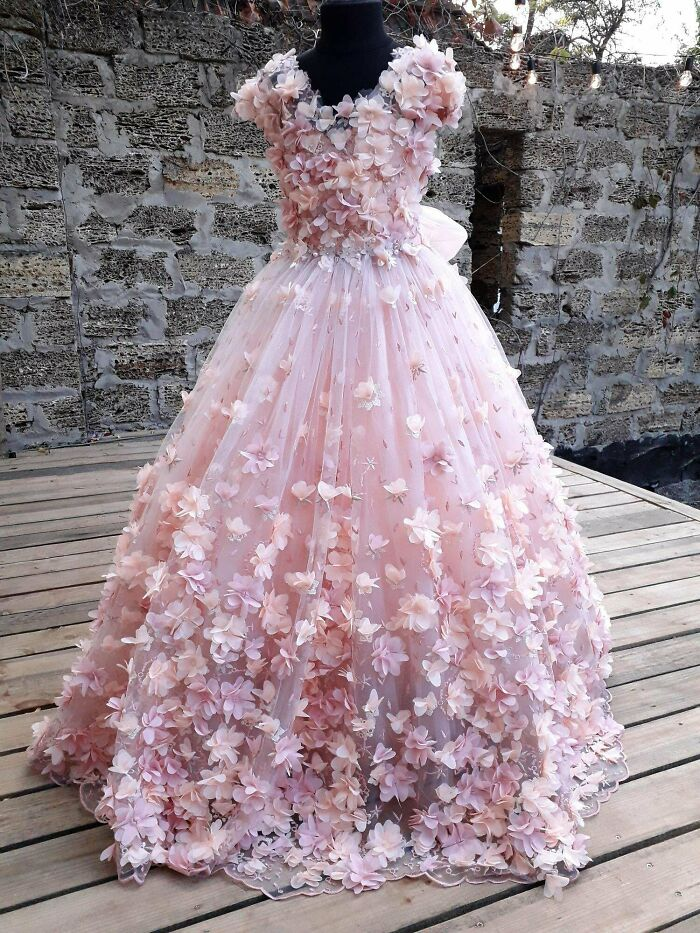 Friends, What Do You Think Of This My Handmade Dress?