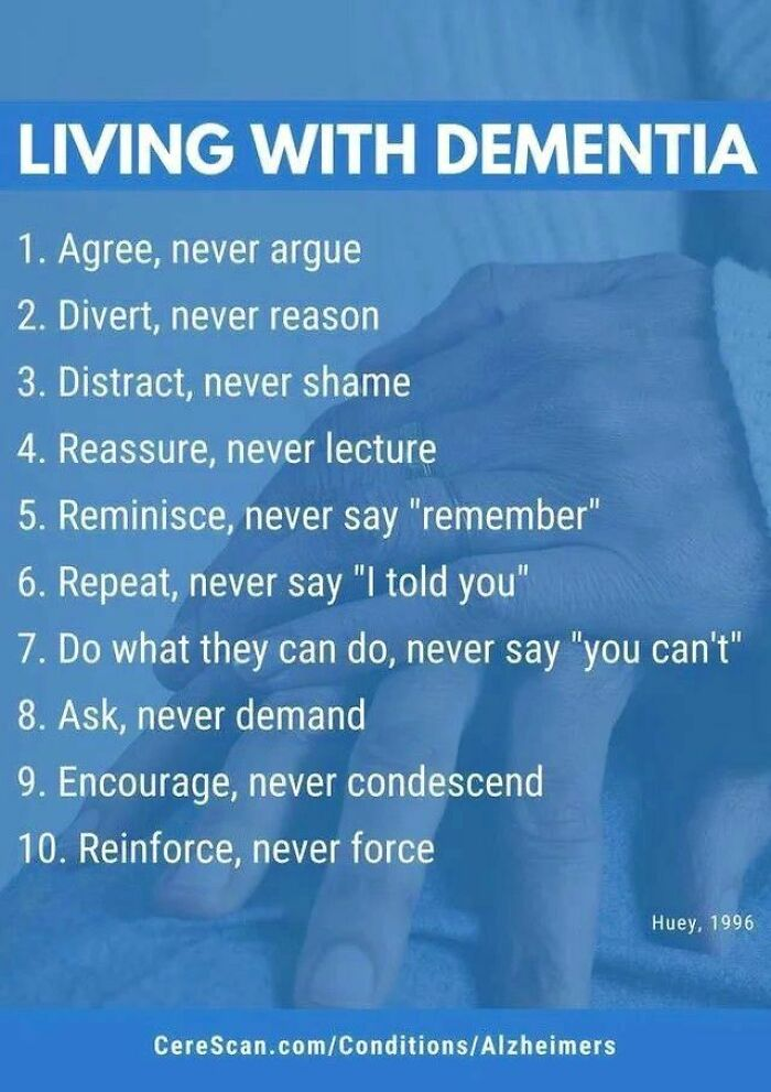 How To Treat People With Dementia