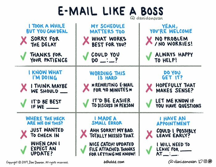 How To Email Well