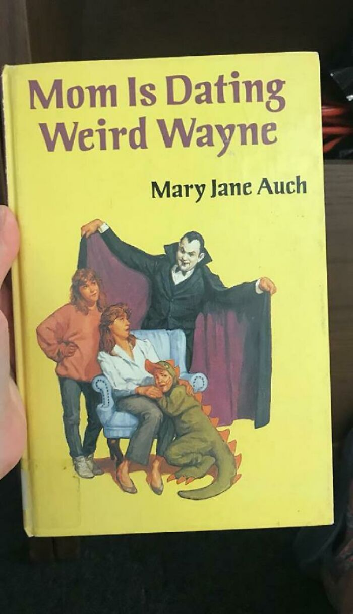 My Librarian Wife Always Has Interesting Finds