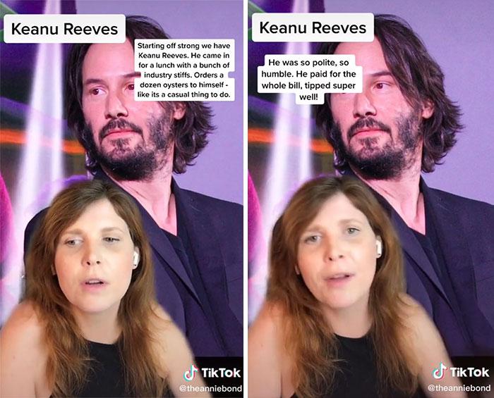 Keanu Reeves, Red Pill/10, I Would Die For Keanu Reeves