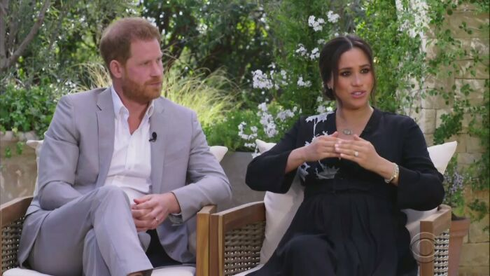 """Meghan Denied Having Orchestrated """"Megxit,"""" Saying That She Planned To Be In The Royal Role Forever"""
